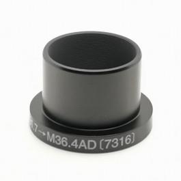"""ADAPTADOR BORG 1.25"""" A M36.4"""